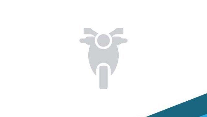 Foto - Moto Honda/ Biz 125 EX, Branca, 2015