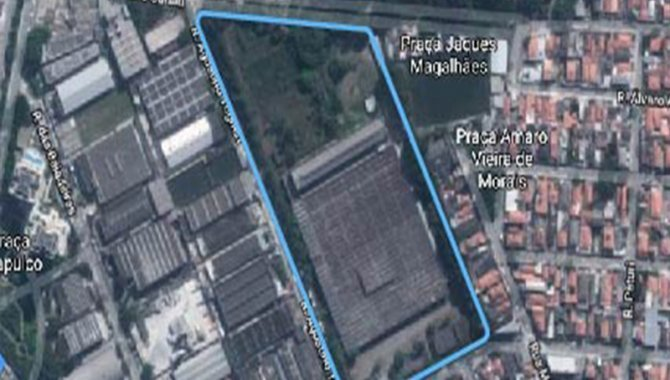 Foto - Terreno 50.440 m² e Prédio 28.907 m² - Jurubatuba - São Paulo - SP - [1]