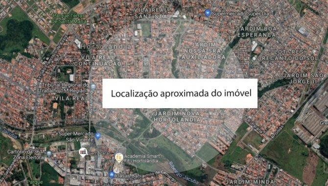 Foto - Terreno 261 m² - Jardim Nova Hortolândia - Hortolândia - SP - [1]