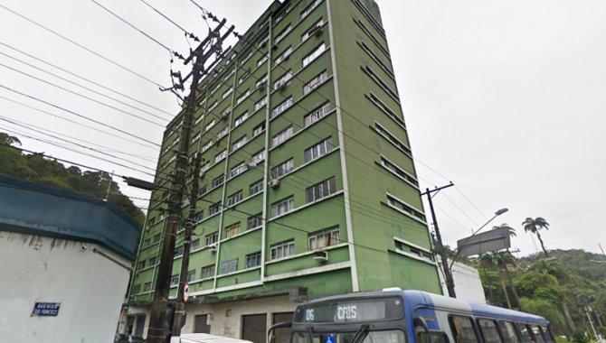 Foto - Apartamento 18 m² - Centro - Santos - SP - [1]