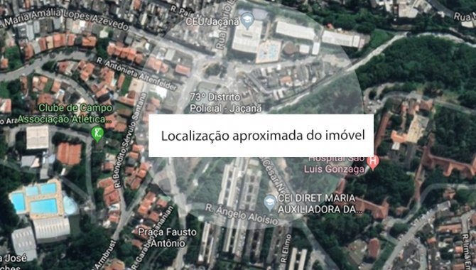 Foto - Parte Ideal de Prédio e Terreno 107 m² - Jaçanã - São Paulo - SP - [1]