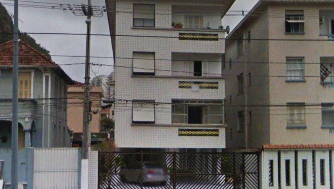 Foto - Parte Ideal sobre Apartamento 95 m² - Marapé - Santos - SP - [1]