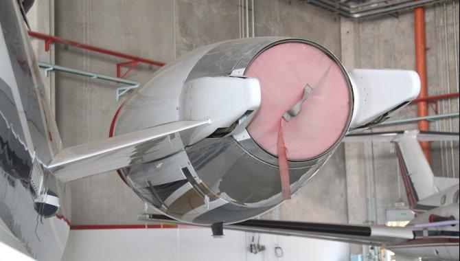 Foto - Aeronave Cessna Aircraft Citation XLS, 2005, Branca - [7]