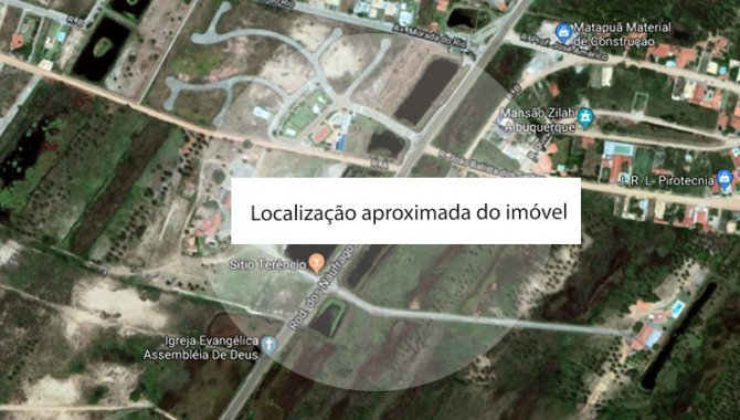 Foto - Terreno 534 m² - Condomínio Reserva Aimoré - Mosqueiro - Aracajú - SE - [1]