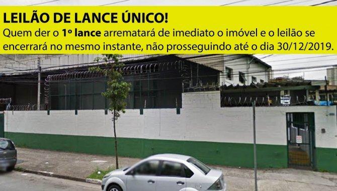 Foto - Imóvel Comercial 4.971 m² - Parque Industrial Tomas Edson - São Paulo - SP - [1]