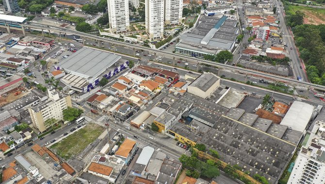 Foto - Área para Incorporação 8.154 m² - Vila Prudente - São Paulo - SP - [3]