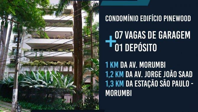 Foto - Apartamento 585 m² - Morumbi - São Paulo - SP - [1]