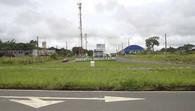 Foto - Imóvel Industrial - Distrito Industrial José Honorato da Silva - Araxá - MG - [2]