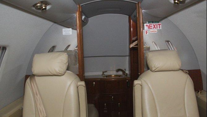 Foto - Aeronave Cessna Aircraft Citation XLS, 2005, Branca - [15]