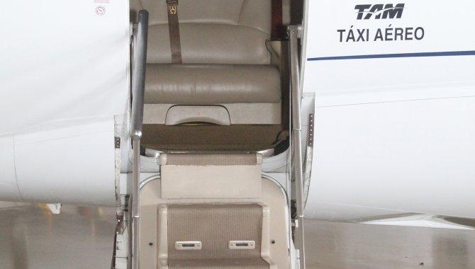 Foto - Aeronave Cessna Aircraft Citation XLS, 2005, Branca - [9]