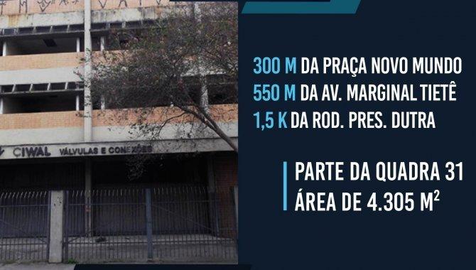 Foto - Imóvel Comercial 3.041 m² - Parque Novo Mundo - São Paulo - SP - [1]