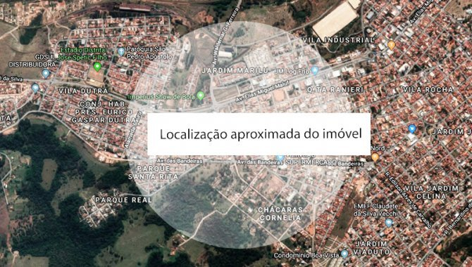 Foto - Parte Ideal sobre Terreno 180 m² - Vila Industrial - Bauru - SP - [1]