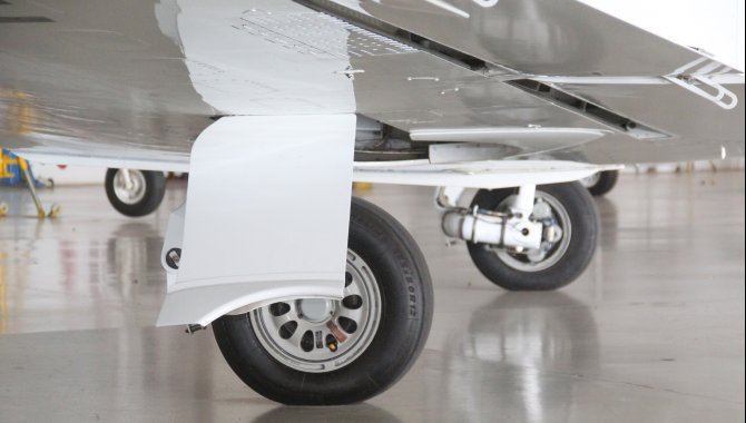 Foto - Aeronave Cessna Aircraft Citation XLS, 2005, Branca - [8]