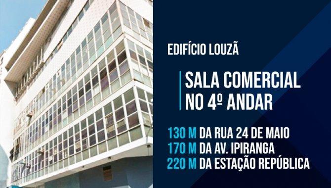 Foto - Sala Comercial - 559 m² - República - São Paulo - SP - [2]