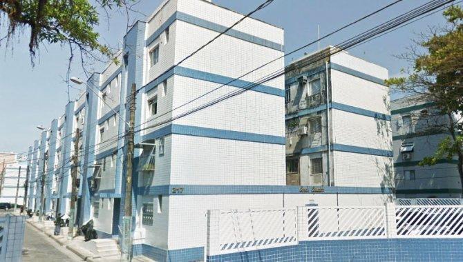 Foto - Apartamento 30 m² - Aparecida - Santos - SP - [1]
