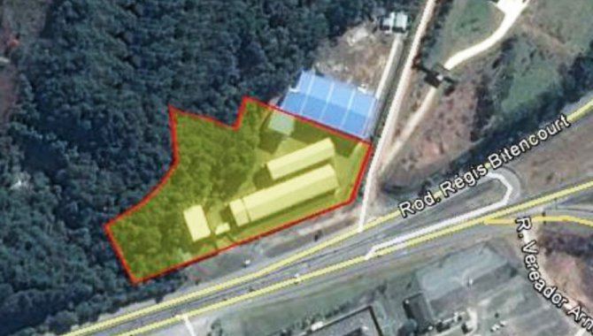 Foto - Imóvel Comercial 1.763 m² - Área Industrial - Campina Grande do Sul - PR - [4]