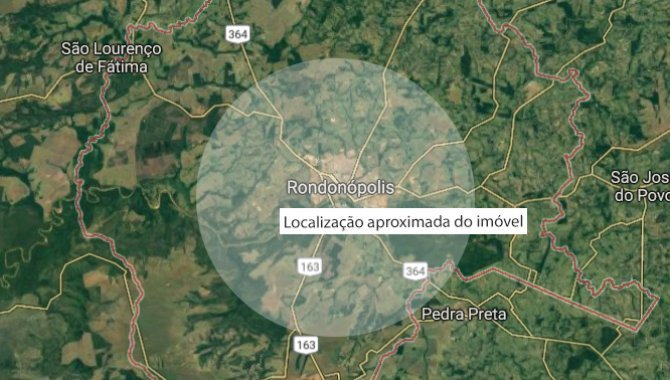 Foto - Terreno 302 m² (Lote nº 11) Res. Parque das Laranjeiras - Rondonópolis - MT - [1]