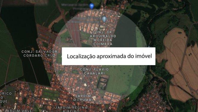 Foto - Casa - Conjunto Habitacional Archibaldo Moreira Coimbra - Ituverava - SP - [1]