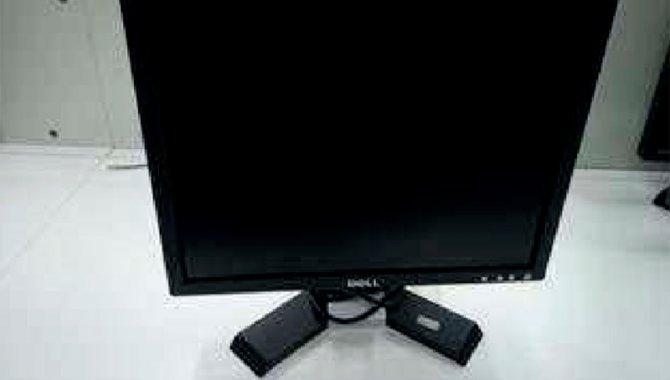 Foto - 01 Monitor Dell (Lote nº 103) - [1]