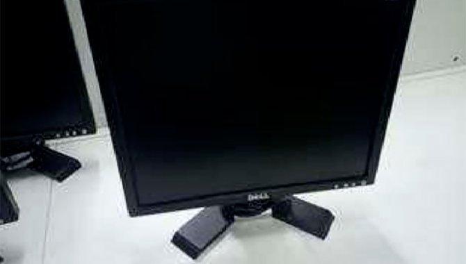 Foto - 01 Monitor Dell (Lote nº 116) - [1]