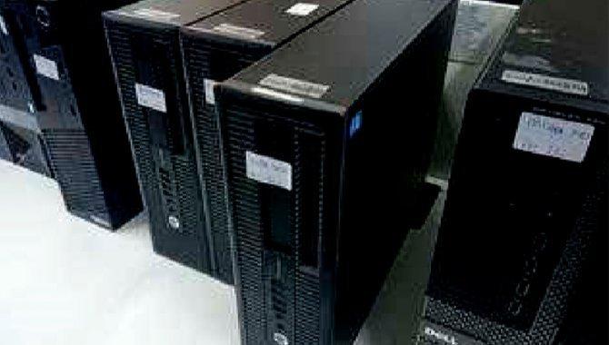 Foto - 01 CPU HP (Lote nº 183) - [1]