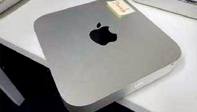 Foto - 01 CPU Apple Mac Mini (Lote nº 242) - [1]