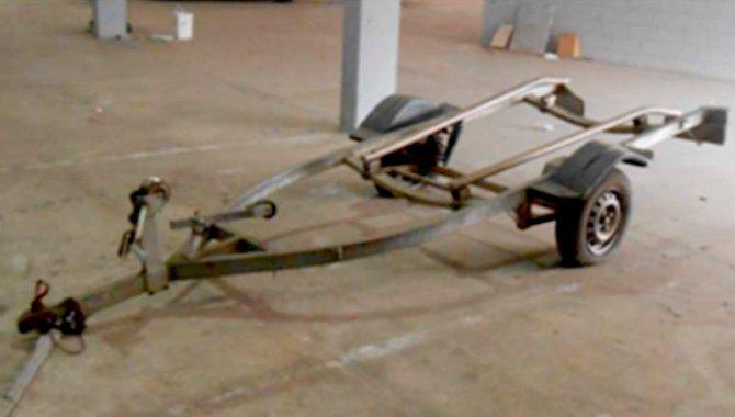 Foto - 01 Carreta para Jet-Ski - [1]