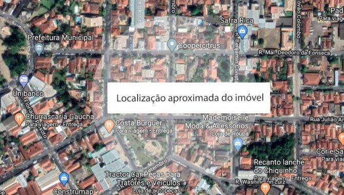 Foto - Parte Ideal do Domínio Útil sobre Casas - Monte Azul Paulista - SP - [1]
