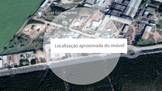 Foto - Imóvel Industrial 2.729 m² - Distrito Industrial I - Mogi Guaçu - SP - [1]