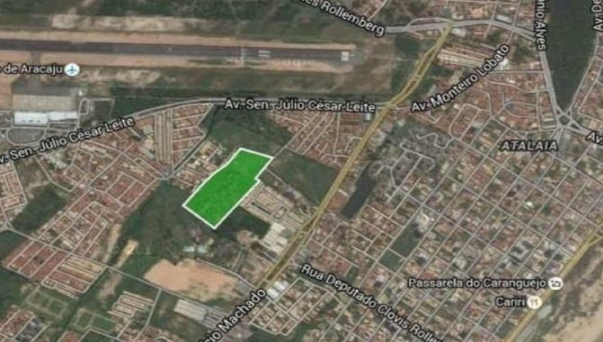 Foto - Terreno 60.977 m² - Aeroporto - Aracajú - SE - [1]