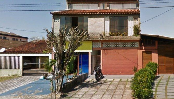 Foto - Fração Ideal sobre Imóvel Residencial e Comercial 250 m² - Jardim Riveira - Mongaguá - SP - [1]