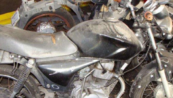 Foto - Moto Honda/ Titan CG 150, Preta, 2006 - [2]
