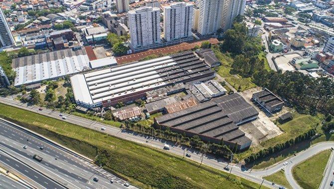 Foto - Imóvel Industrial 42.772 m² - Centro - São Bernardo do Campo - SP - [1]