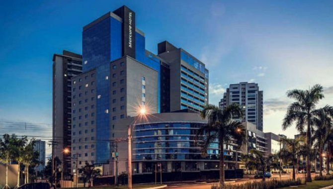 Foto - Apartamento Comercial 28 m² - Bosque das Juritis - Ribeirão Preto - SP - [3]