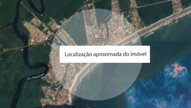 Foto - Parte Ideal sobre Área de Terras 666.535 m² - Bertioga - SP - [1]
