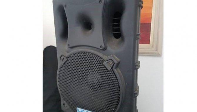 Foto - 01 Caixa Acústica CRS 3000 (Lote 01) - [1]