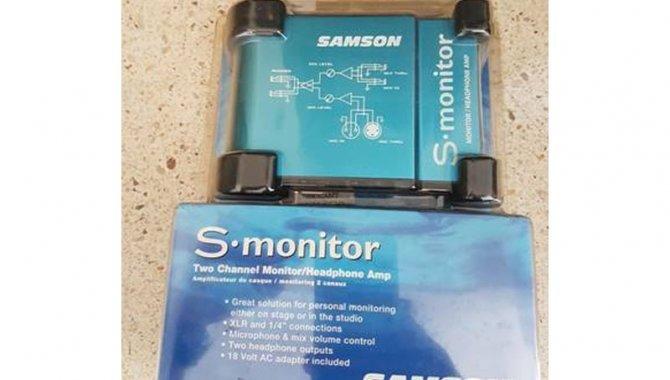 Foto - 01 Samsons Monitor (Lote 16) - [1]