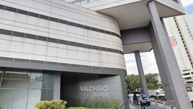 Foto - Sala Comercial 42 m² (nº 1.708) - Valongo - Santos - SP - [1]