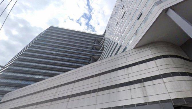 Foto - Sala Comercial 42 m² (Sala 710) - Valongo - Santos - SP - [1]