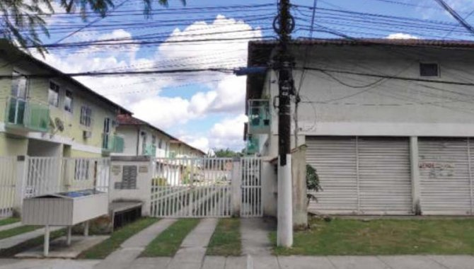 Foto - Casa em Condomínio 65 m² - Santa Cruz - Duque de Caxias - RJ - [1]