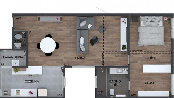 Foto - Apartamento 83 m² (01 vaga) - Pinheiros - São Paulo - SP - [34]
