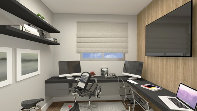 Foto - Apartamento 166 m² (01 vaga) - Indianópolis - São Paulo - SP - [8]