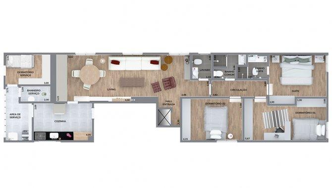 Foto - Apartamento 135 m² (01 vaga) - Jardim Paulista - São Paulo - SP - [12]