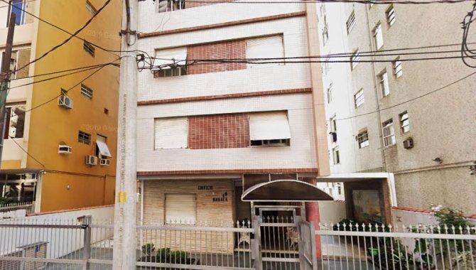Foto - Direitos sobre Apartamento 36 m² - José Menino - Santos - SP - [1]