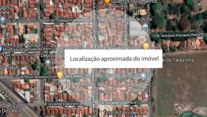 Foto - Parte Ideal sobre Terreno 250 m² - Morada dos Nobres - Araçatuba - SP - [1]
