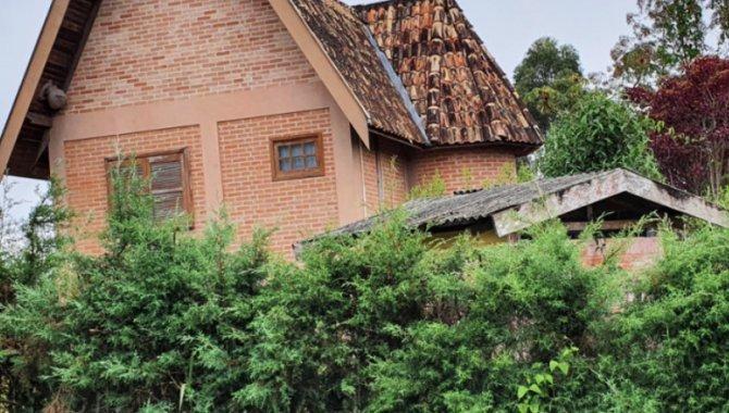 Foto - Casa e Terreno 1.140 m² - Cachoeira - Santo Antônio do Pinhal - SP - [1]
