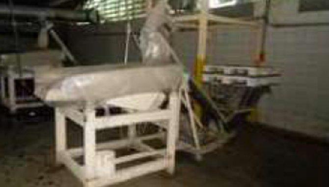 Foto - 05 Peneiras Vibratórias em Aço Inox - [1]
