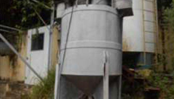 Foto - Tanque de Tratamento de Água - [1]