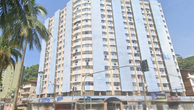 Apartamento 33 m² - Centro - São Vicente - SP