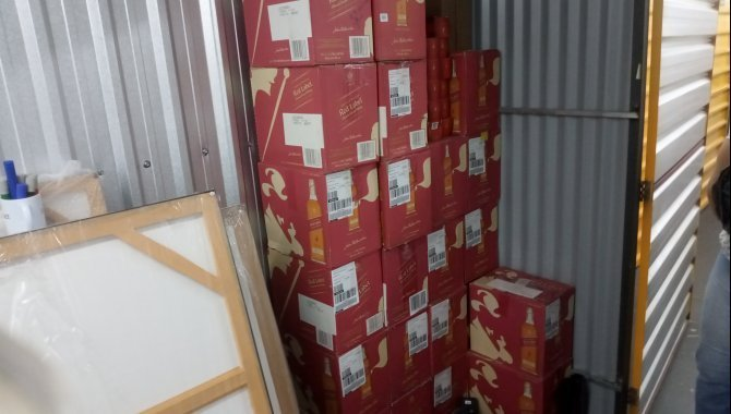 Foto - 07 Whisky Jhonny Walker Red Label (Lote 47) - [2]